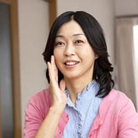 金子 志津子さま(主婦・取材当時38歳)